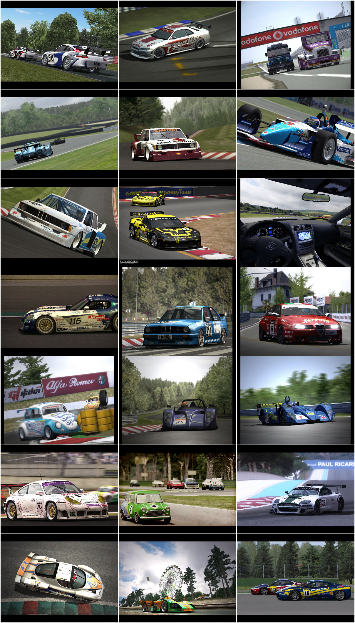 Steering Wheel-age (or why you should try rFactor) | NeoGAF